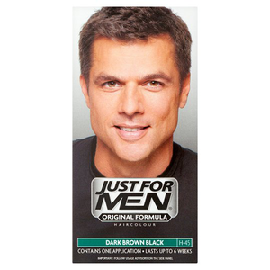 Just For Men Hair Colourant Natural Dark Brown 30ml