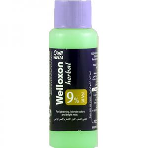Wella Welloxon Herbal Blonde Color 9% 30 Volume 60ml