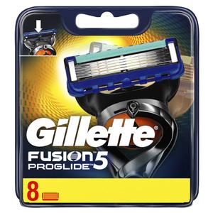Gillette Fusion Proglide Men's Razor Blade Refills 8s