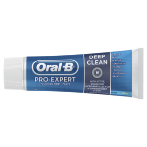 Oral B Pro Expert Deep Clean Toothpaste 75ml