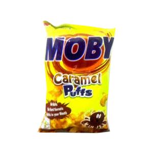 Regent Moby Caramel Pufull Fats 60g