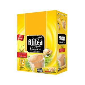 Ali Tea Classic 3 In 1 Ginger Tea 12x20g