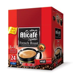 Alicafe French Roast Coffee 24x25g