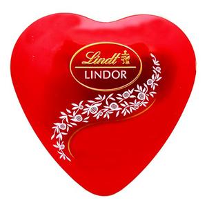 Lindt Lindor Mini Heart Tins 62g