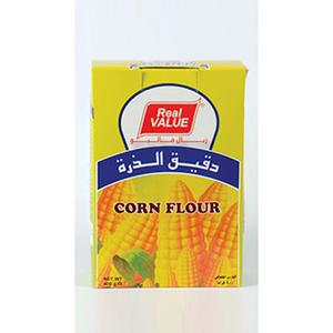 Real Value Corn Flour 400g