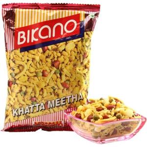 Bikano Namkeen Khatta Meetha 400g