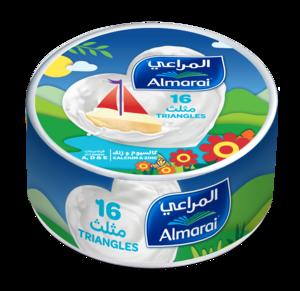 Almarai Triangle Cheese 240g