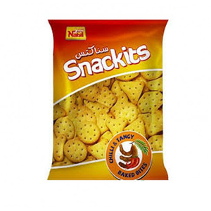 Nabil Snackits Chilli And Tangy Baked Bites 40g