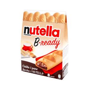 Nutella B-Ready Crisp Wafers 152.8g