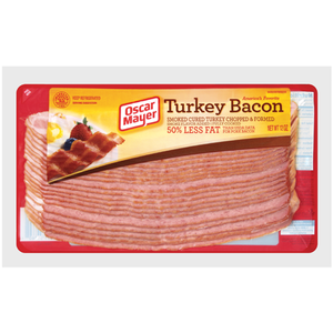 Oscar Mayer Turkey Bacon Sliced 12oz