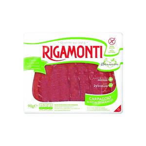 Beef Topside Carpaccio Manzo 1pc