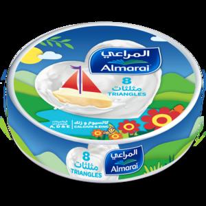 Almarai Triangle Cheese 120g