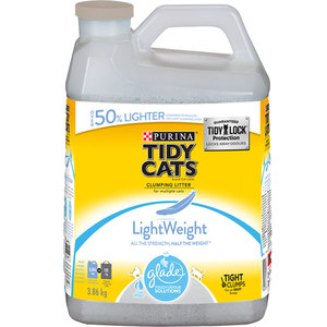 Purina Tidy Cats Moisture Absorbing Litter, Multiple Cats 6.35kg (14lb)