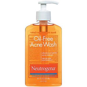Neutrogena Visibly Clear Oil Free Acne Wash 200ml