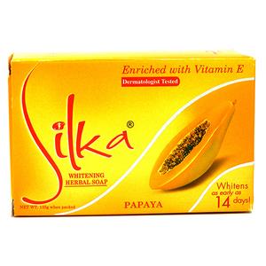 Silka Papaya Soap 135g