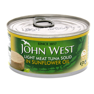 John West White Meat Tuna 160gm