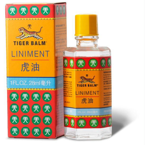 Tiger Balm Oil 28ml