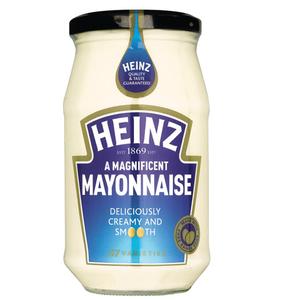 Heinz Mayonnaise Lemon Squeeze 225ml