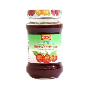 Natco Diabetic Jam Strawberry 390gm