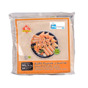 Kg Pastry Spring Roll 500g(50pc)