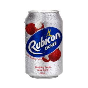 Rubicon Sparkling Juice Lychee 330ml