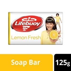 Lifebuoy Anti Bacterial Bar Lemon Fresh 125gm