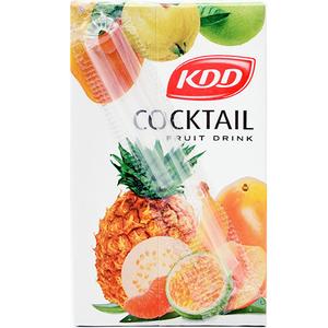 Kdd Juice Fruit Cocktail 200ml