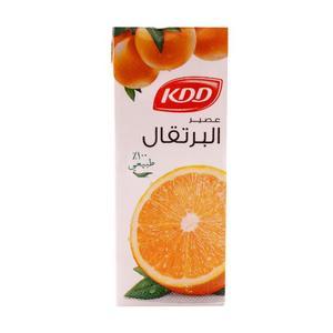 Kdd Orange Juice 180ml