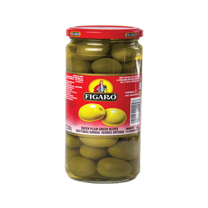 Figaro Plain Green Olives 200g