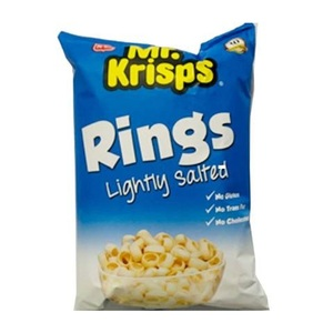 Mr.Krisps Rings 20g