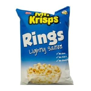 Mr.Krisps Rings 20g