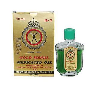 Axe Gold Medal Medicated Oil 10ml