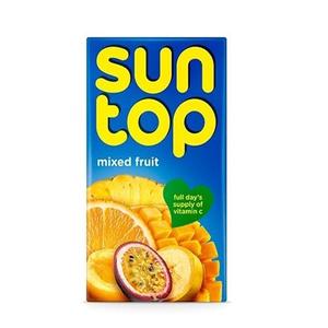 Suntop Mixev Fruit Juice 125ml