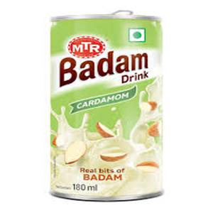 Mtr Badam Cardomom Drink 180ml