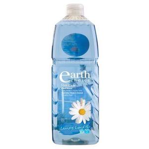 Earth Choice Laundry Liquid 1L