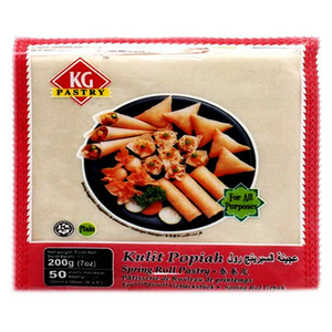 Kg Pastry Spring Roll 250g(20pc)