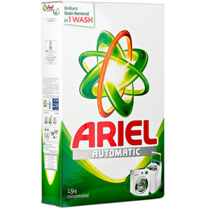 Ariel Powder Green Box 1.5kg