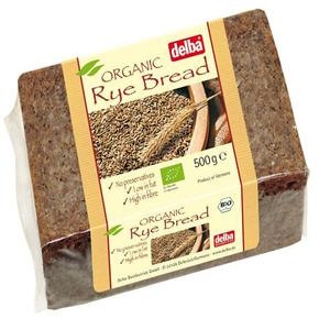 Delba Rye Bread 250g