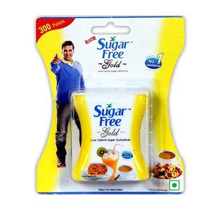 Sugar Free Gold Sugar Tablet 300's
