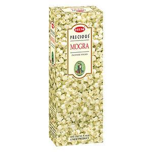 Hem Agarbati Mogra Incense Sticks 20s