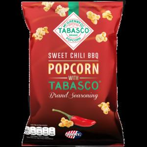Tabasco Popcorn Sweet Chilli Barbeque 90g