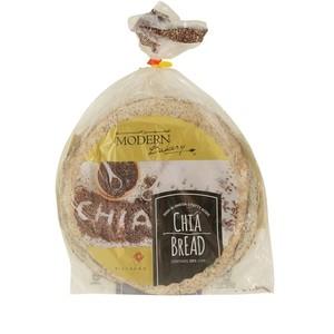 Modern Bread Flat Chia Medium 240g