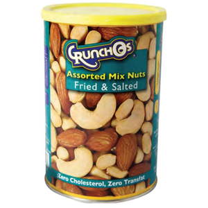 Crunchos Mix Nuts Roasted & Salted 100gm