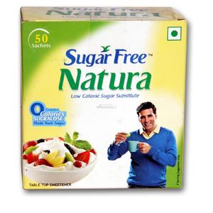 Sugar Free Natura Sugar Tablet 50's