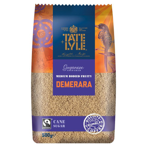 Tate Lyle Demerara Sugar 500gm