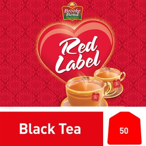Brooke Bond Red Label Black Tea 50s