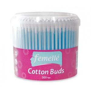 Femelle Cotton Buds 200pc