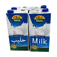 Nada Uht Full Cream Milk 4x1L