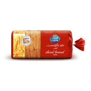 Almarai Bread Soft White Family Loaf 600g