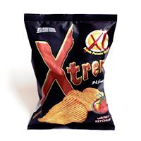 Xtreme Chips Crisps 185g